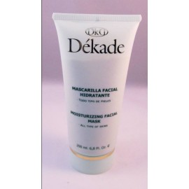 MASCARILLA FACIAL HIDRATANTE 200 ml.