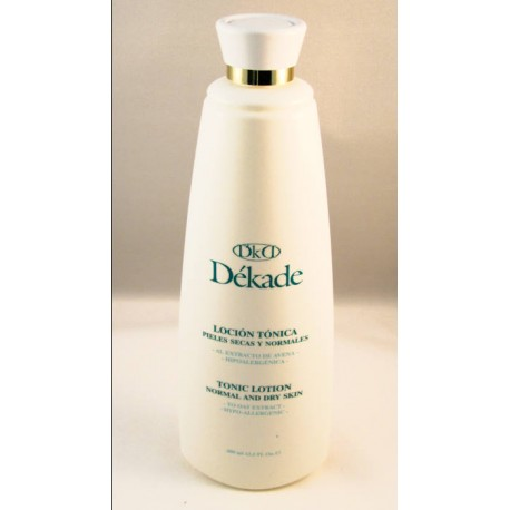 TONICO PIEL NORMAL-SECA 400 ml.