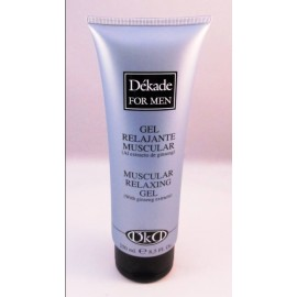 GEL RELAJANTE MUSCULAR 250 ml.