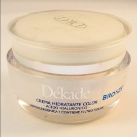CREMA HIDRATANTE COLOR BRONZE Nº01 30 ml.