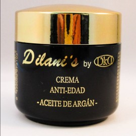 CREMA ANTIEDAD -ACEITE DE ARGAN- 50 ml.