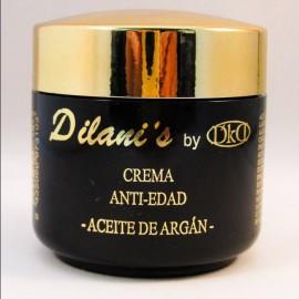 CREMA ANTIEDAD -ACEITE DE ARGAN- 50 ml.