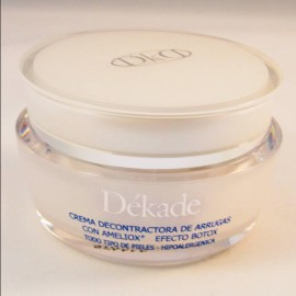 CREMA DECONTRACTORA DE ARRUGAS 50 ml.