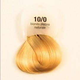 TINTE ZERO35 S/A 100 ML. Nº10/0 BIONDO PLATINO NATURAL