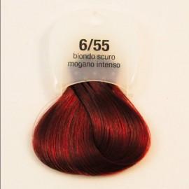 TINTE ZERO35 S/A 100 ML. Nº6/55 BIONDO SCURO MOGANO INTENSO
