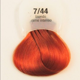 TINTE ZERO35 S/A 100 ML. Nº7/44 BIONDO RAME INTENSO